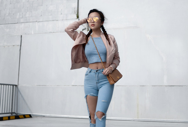 willabelle-ong-paledivision-street-style-fashion-travel-lifestyle-blog-singapore-australia-outfit-editorial-chanel-camel-mini-quilted-leather-bag-bomber-jacket-denim-1