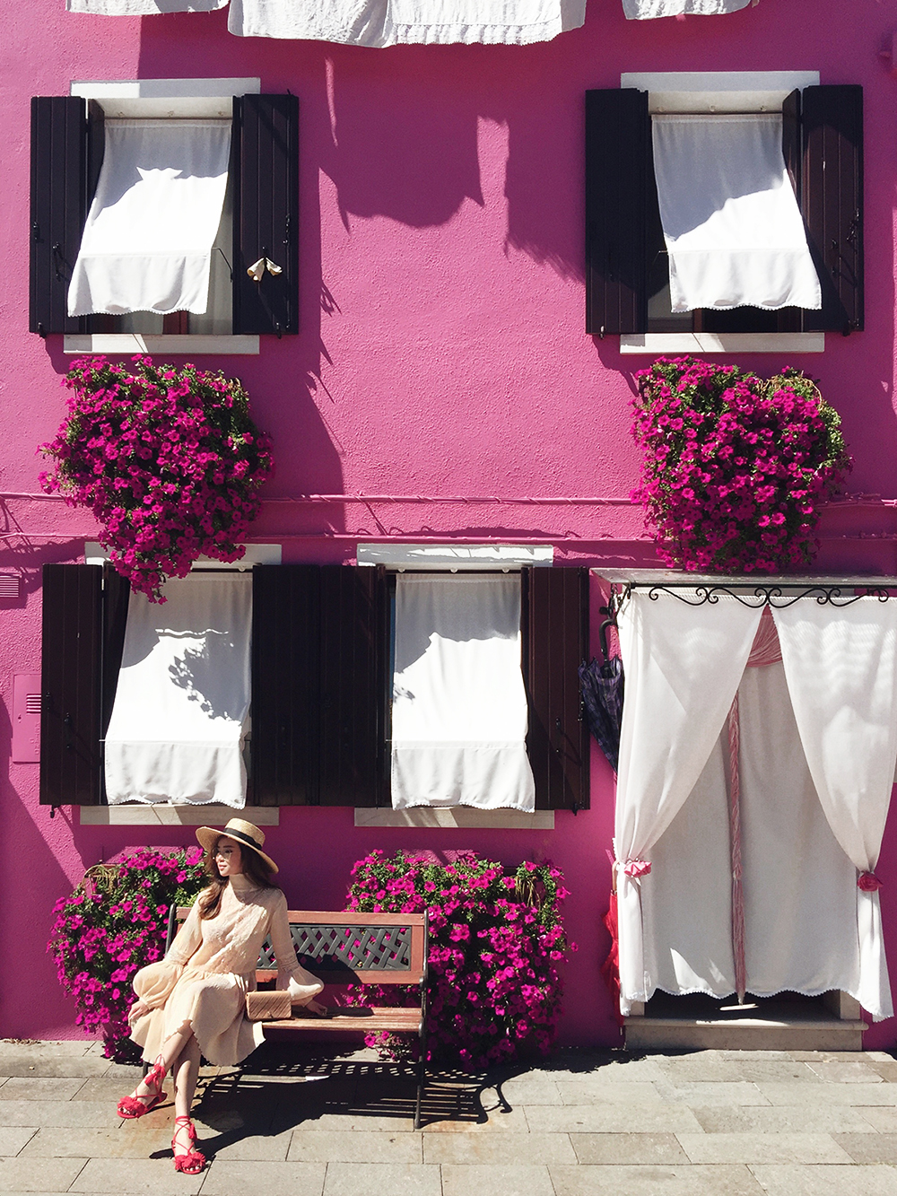 Burano Island Pale Division By Willabelle Ong