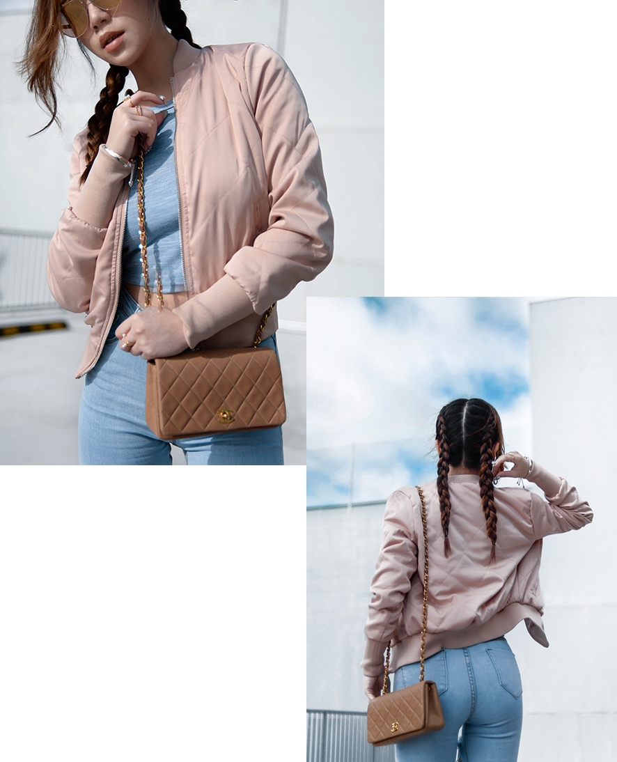 willabelle-ong-paledivision-street-style-fashion-travel-lifestyle-blog-singapore-australia-outfit-editorial-chanel-camel-mini-quilted-leather-bag-bomber-jacket-denim