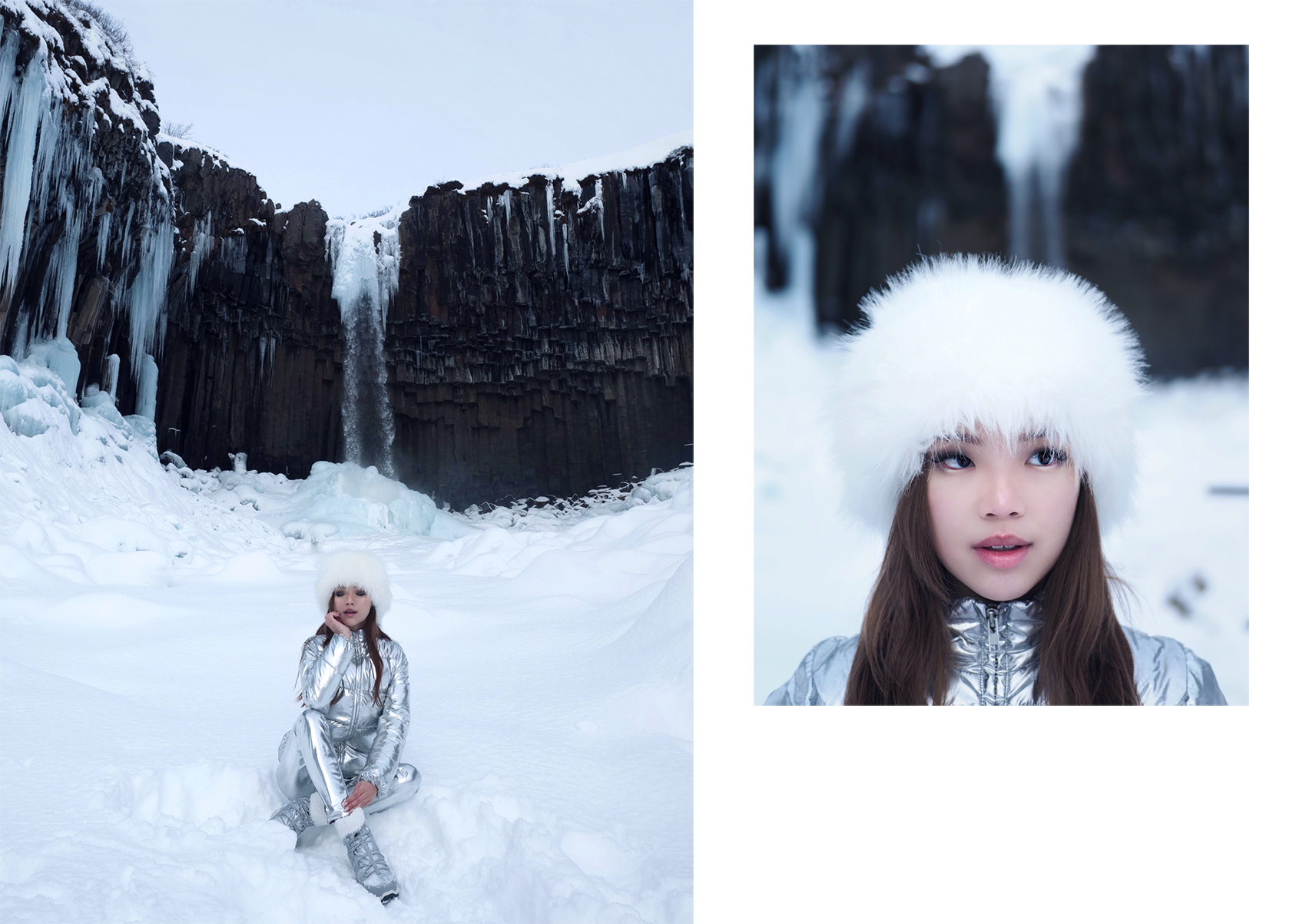 Svartifoss – Pale Division By Willabelle Ong